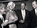 Coachella Valley 1962 - from the Palm Springs Police Charity Ball with Harpo, Jayne Mansfield, Frank Sinatra, and Red Skelton.