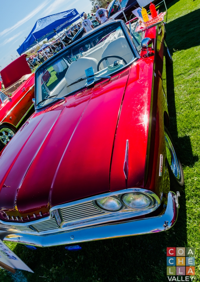 Dr. George Car Show, Indian Wells