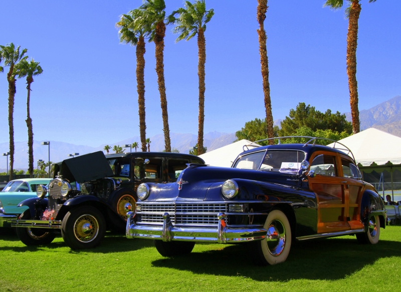 Palm Springs Casual Concours Classic Car Show Coachella Valley - Palm springs classic car show