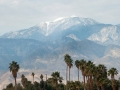 Mt,. San Gorgonio mt. Taken from the wash @ Golf Clud drive, with a 300mm lens