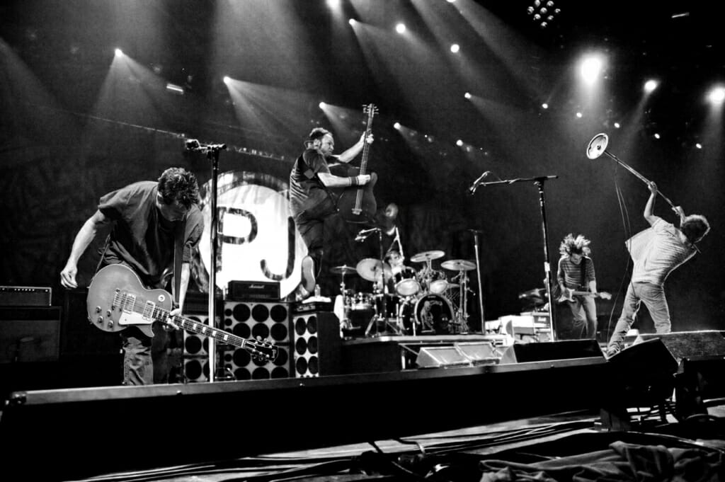 Did you know that the first Coachella Music Festival was on November 5, 1993 where Pearl Jam performed before almost 25,000 fans at the Empire Polo Club, which had previously never hosted a music festival.