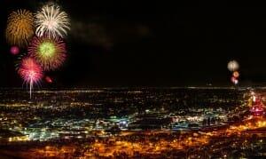 Bump & Grind firework