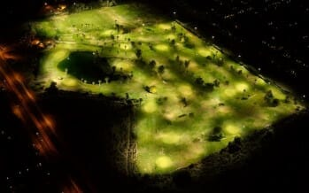 Coachella Valley Night Golf!