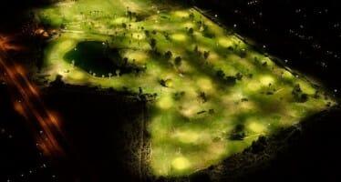 Coachella Valley Night Golf!