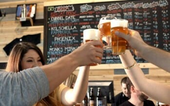 Coachella Valley Brewery Celebrates 1 Year!