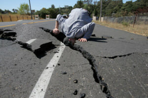Earthquake delivers strong blow to Napa