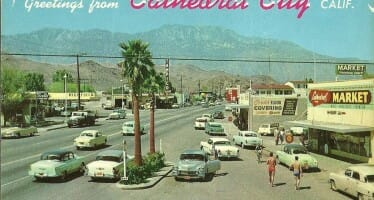 Cathedral City History in Pictures