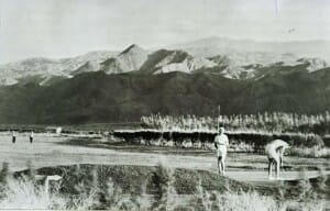 Coachella Valley History - El Mirador Golf Course, 1930