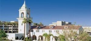 El Mirado Hotel today is Desert Regional Medical Center