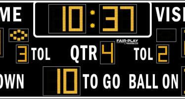 High School Week 1 Football Scores – August 29