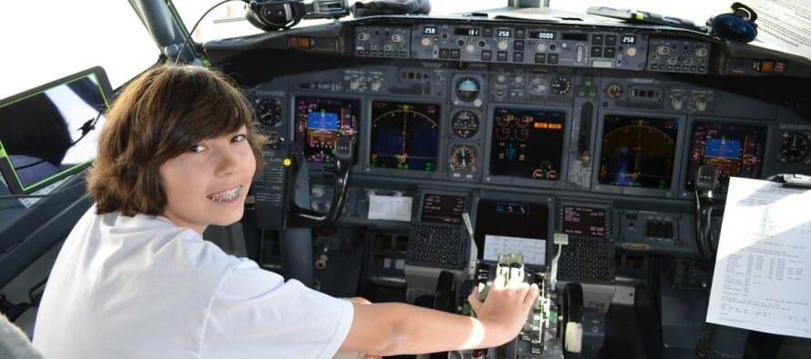 Coachella Valley Spotlight  -13 year old Aviation Photographer Jacob Hough