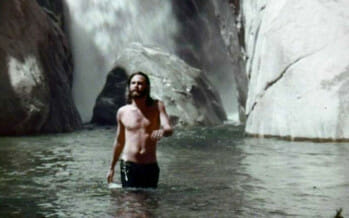 Jim Morrison at Tahquitz Creek