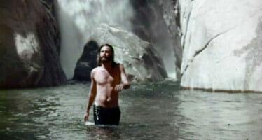 Jim Morrison at Tahquitz Creek