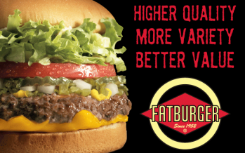 Fat Burger & Buffalo's Cafe – Coming to Palm Desert