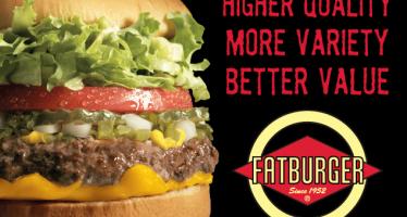 Fat Burger & Buffalo's Cafe – Coming to Palm Desert