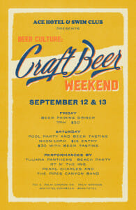 Craft Beer Weekend