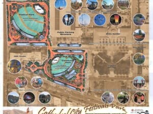 Cathedral City's $3M dollar Festival Corridor