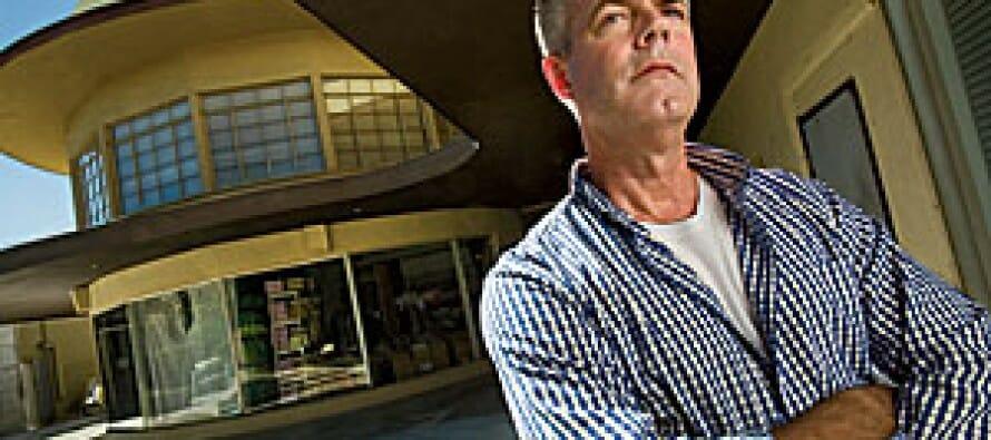 Coachella Valley architect William Kopelk Featured in Esquire