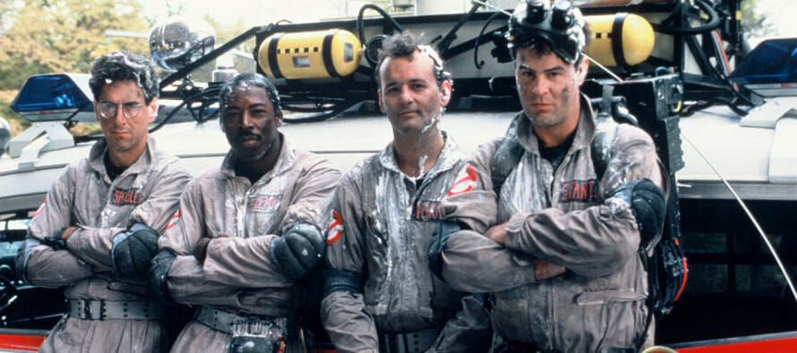 Ghost Busters Turns 30!
