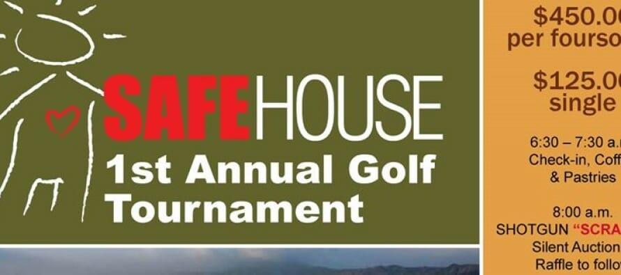 Safe House of the Desert Golf Tournament