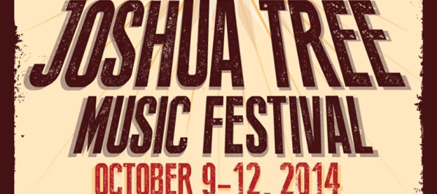 Joshua Tree Music Festival…Get involved!