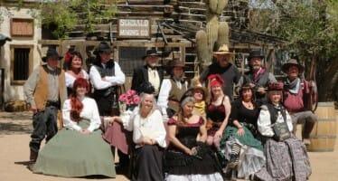 Mane Street Stampede Wild West Show