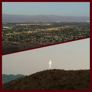 The Palm Desert Cross Hike