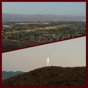 The Palm Desert Cross Hike