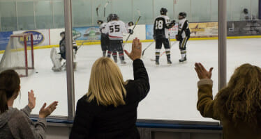 Youth Hockey Comes to the Desert Ice Castle