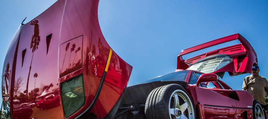 A Look At the 2014 Desert Concorso Car Show!