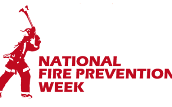 NATIONAL FIRE PREVENTION WEEK CELEBRATION OCTOBER 5th