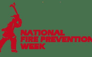 NATIONAL FIRE PREVENTION WEEK CELEBRATION OCTOBER 5th