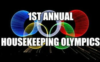 SPA RESORT CASINO TO HOST FIRST ANNUAL HOUSEKEEPING OLYMPICS