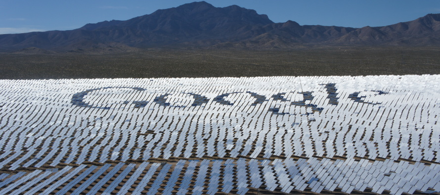 "Destroying our Desert in the name of ""Green"" Energy"