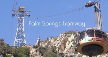 Palm Springs Tram Opens on September 12, 1963
