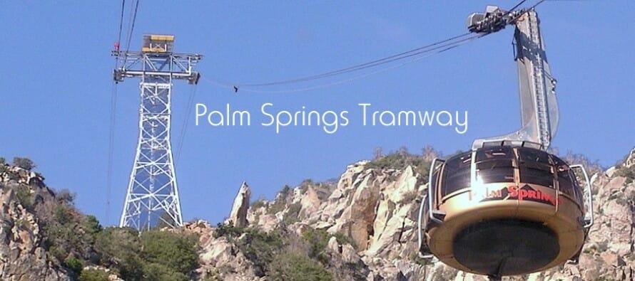 Palm Springs Tram Opens on September 12, 1963