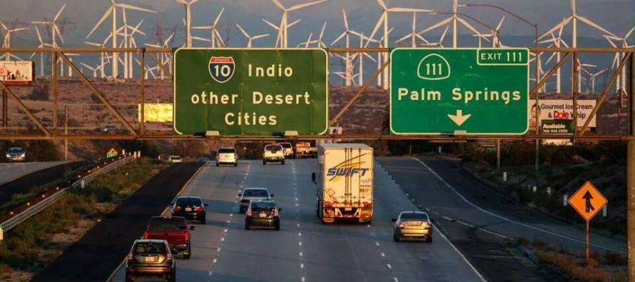 Look How Far We've Come Coachella Valley