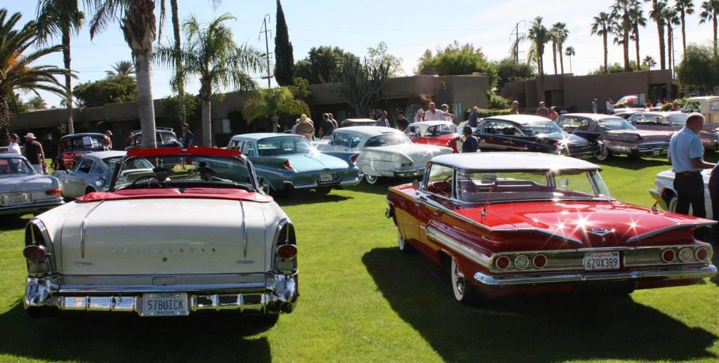 Palm Desert Auto Classic Cars