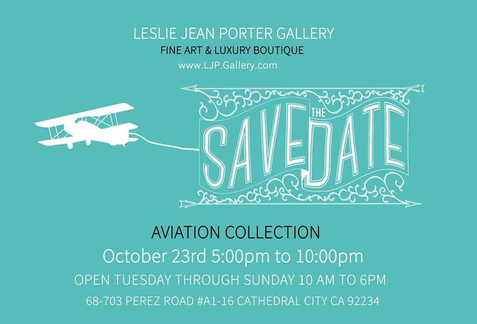 Grand Opening The Leslie Jean Porter Gallery