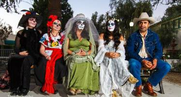 Run With Los Muertos – Who Will You Run For?