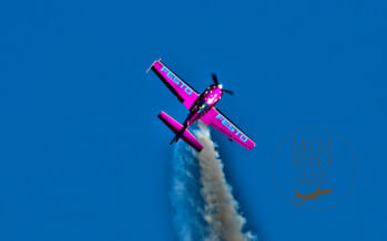 10th Annual Jacqueline Cochran Air Show by Jacob Hough (13yrs. old)