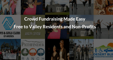 Raise Money for Everything, Help a Neighbor in Need – CoachellaValley.org