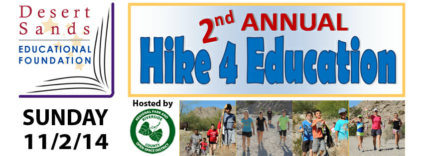 Hike 4 Education
