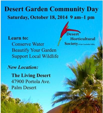 Desert Garden Community Day
