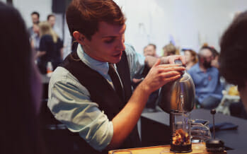 THE BIG WESTERN REGIONAL COFFEE COMPETITIONS