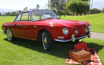 Palm Springs Casual Concours Classic Car Show