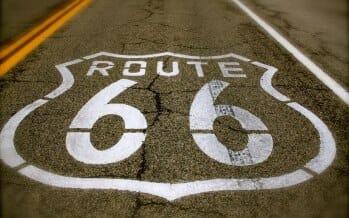 Route 66 Roadtrip: Amboy, CA