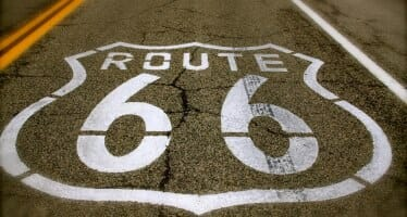 Route 66 Roadtrip: Amboy, CA