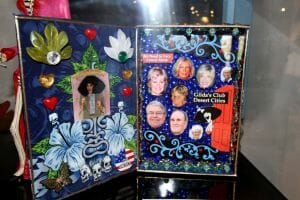 Special cigar box honored Gilda's Club members who have lost their lives to cancer