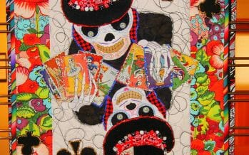 La Quinta Museum Day of the Dead Cigar Box Exhibit